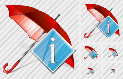Umbrella Info Icon