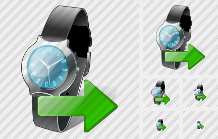 Icone Watch Export