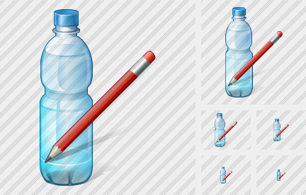 Icone Water Bottle Edit