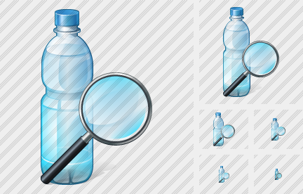Icone Water Bottle Search2