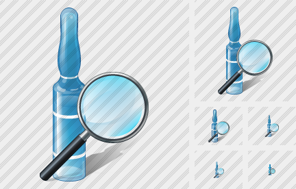 Ampoule Search 2 Icon