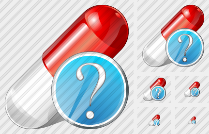 Capsule Question Icon