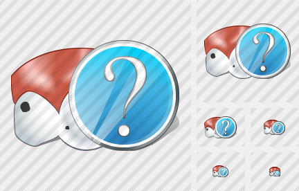 Caries Tooth Question Icon