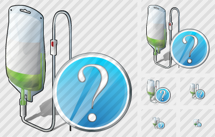 Dropper Question Icon