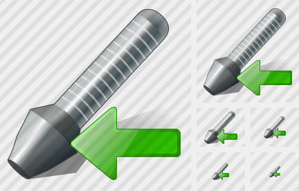 Implant Screw Import Icon