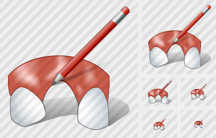 Missing Tooth Edit Icon