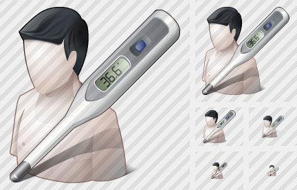 Icone Patient Thermometer