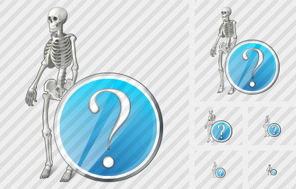 Icone Skeleton Question