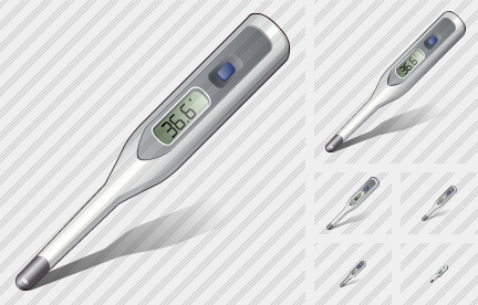 Icone Thermometer