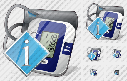 Tonometer Info Icon
