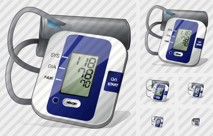 Tonometer Icon