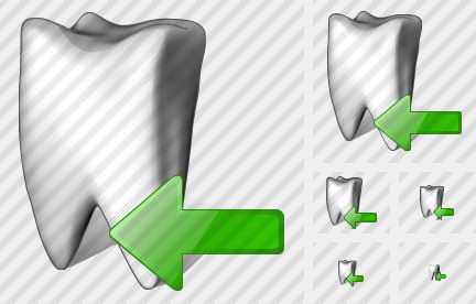 Tooth Import Icon