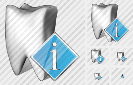 Tooth Info Icon