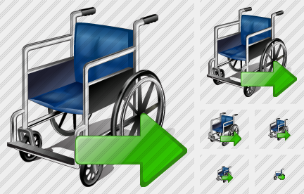 Icone Wheel Chair Export