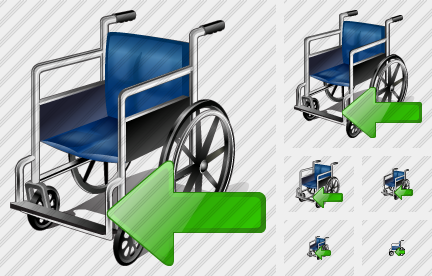 Icone Wheel Chair Import