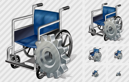 Icone Wheel Chair Settings
