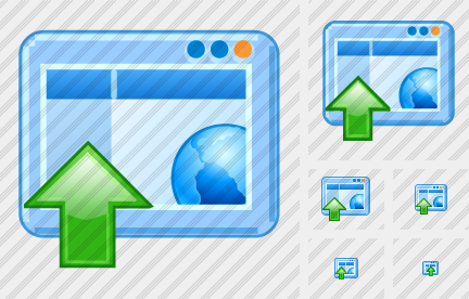 Browser Show Icon