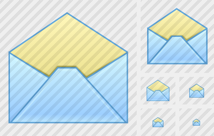 Email Empty Icon