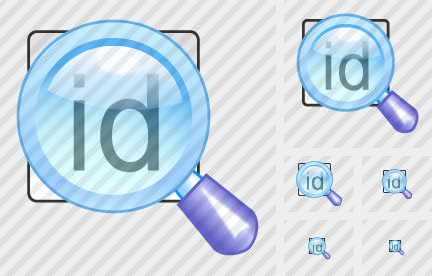 Search Id Icon